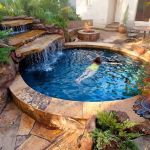 Awesome Small Pool Design for Home Backyard 18
