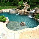 Awesome Small Pool Design for Home Backyard 27
