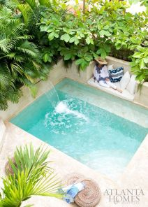Awesome Small Pool Design for Home Backyard 32