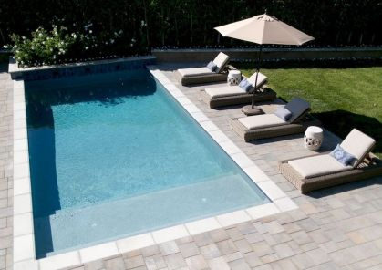 Awesome Small Pool Design for Home Backyard 33
