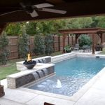 Awesome Small Pool Design for Home Backyard 36