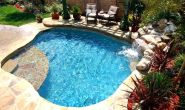Awesome Small Pool Design for Home Backyard 44