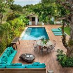 Awesome Small Pool Design for Home Backyard 45