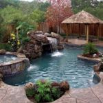 Awesome Small Pool Design for Home Backyard 5