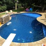 Awesome Small Pool Design for Home Backyard 58