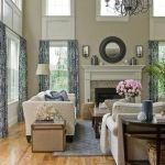 Awesome Tall Curtains Ideas for Living Room 5