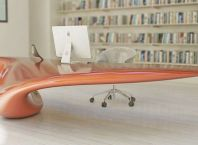 Modern Futuristic Furniture Design and Concept