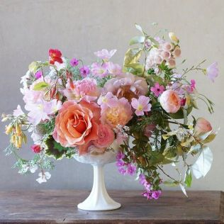 100 Beauty Spring Flowers Arrangements Centerpieces Ideas 13
