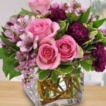100 Beauty Spring Flowers Arrangements Centerpieces Ideas 34