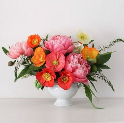 100 Beauty Spring Flowers Arrangements Centerpieces Ideas 39
