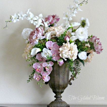 100 Beauty Spring Flowers Arrangements Centerpieces Ideas 41
