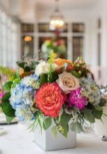 100 Beauty Spring Flowers Arrangements Centerpieces Ideas 57