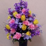 100 Beauty Spring Flowers Arrangements Centerpieces Ideas 62