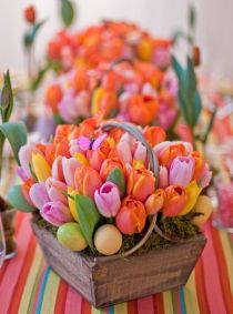 100 Beauty Spring Flowers Arrangements Centerpieces Ideas 69