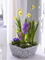 100 Beauty Spring Flowers Arrangements Centerpieces Ideas 70