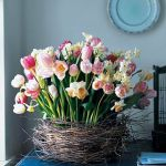 100 Beauty Spring Flowers Arrangements Centerpieces Ideas 96
