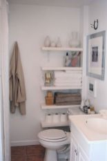 70 Brilliant Ideas for Small Bathroom Hacks and Organization 14