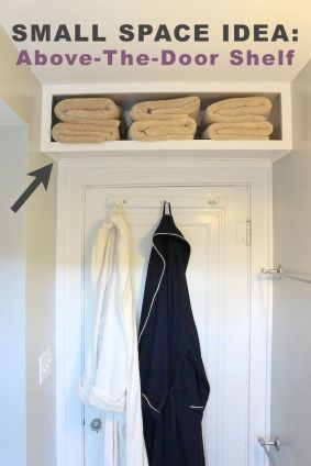 70 Brilliant Ideas for Small Bathroom Hacks and Organization 16