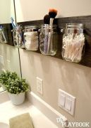 70 Brilliant Ideas for Small Bathroom Hacks and Organization 25