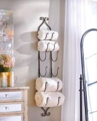 70 Brilliant Ideas for Small Bathroom Hacks and Organization 5