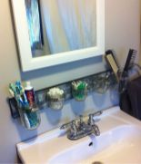 70 Brilliant Ideas for Small Bathroom Hacks and Organization 64