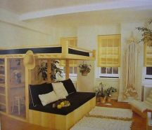Awesome Cool Loft Bed Design Ideas and Inspirations 21