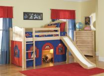 Awesome Cool Loft Bed Design Ideas and Inspirations 29