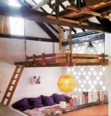 Awesome Cool Loft Bed Design Ideas and Inspirations 31