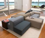 Cool Modular and Convertible Sofa Design for Small Living Room 52