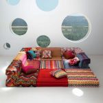 Cool Modular and Convertible Sofa Design for Small Living Room 60