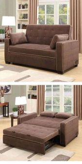 Cool Modular and Convertible Sofa Design for Small Living Room 62