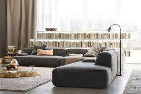 Cool Modular and Convertible Sofa Design for Small Living Room 74