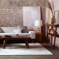 Fascinating Exposed Brick Wall for Living Room 4