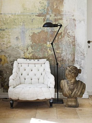 Fascinating Industrial Floor Lamp for Home Decorations 35
