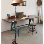 Fascinating Industrial Floor Lamp for Home Decorations 49