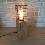 Fascinating Industrial Floor Lamp for Home Decorations 9