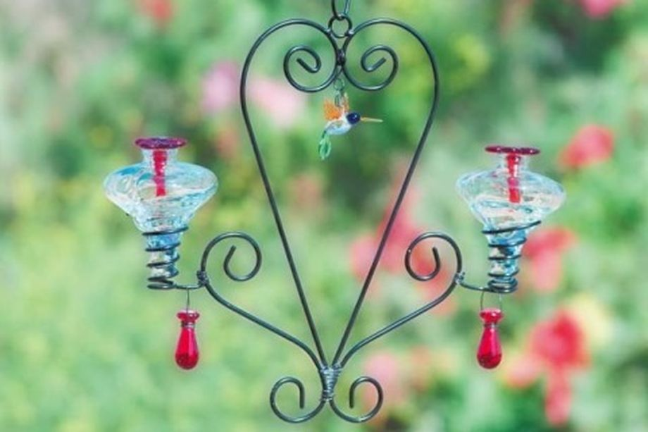 40 Creative Diy Chandelier Hummingbird Feeder Ideas Hoommy Com