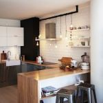 50 Ideas How to Make Small Kitchen for Apartment 26