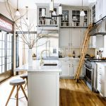50 Ideas How to Make Small Kitchen for Apartment 34