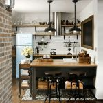 50 Ideas How to Make Small Kitchen for Apartment 37