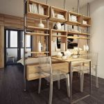 50 Ideas How to Make Small Kitchen for Apartment 44