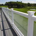 50 Incredible Glass Railing Design for Home Blacony 27