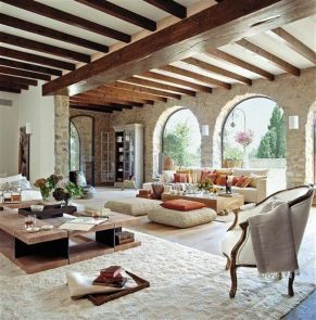 50 Magnificent Luxury Living Room Designs 38