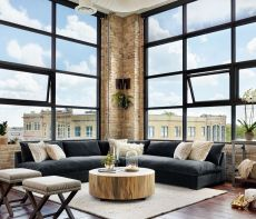 50 Magnificent Luxury Living Room Designs 52