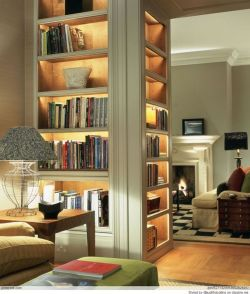 80 Incredible Room Dividers and Separators With Selves Ideas 45