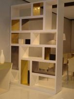 80 Incredible Room Dividers and Separators With Selves Ideas 52