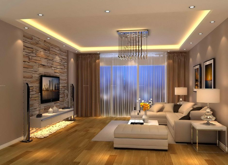 Modern and Contemporary Ceiling Design for Home Interior 4