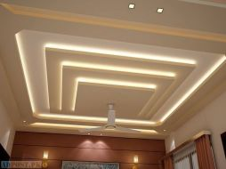 Modern and Contemporary Ceiling Design for Home Interior 32