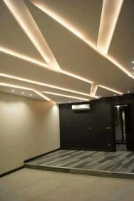 Modern and Contemporary Ceiling Design for Home Interior 38