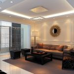 Modern and Contemporary Ceiling Design for Home Interior 43